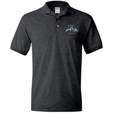 Load image into Gallery viewer, EPIC 4x4 Quest embroidered logo G880 Gildan Jersey Polo Shirt