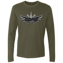 Load image into Gallery viewer, COPS Wings NL3601 Men's Premium LS