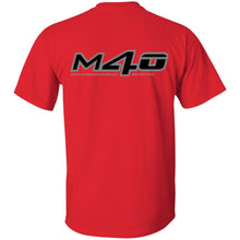 Load image into Gallery viewer, M4O 2-sided print G500 Gildan 5.3 oz. T-Shirt