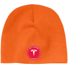 Load image into Gallery viewer, Tesla Owners Club of Alberta CP91 100% Acrylic Beanie