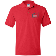 Load image into Gallery viewer, Rullo embroidered logo G880 Gildan Jersey Polo Shirt