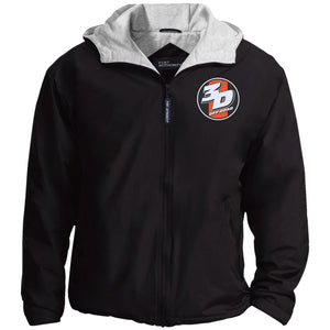 3D Offroad embroidered JP56 Port Authority Team Jacket