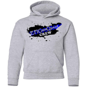 EPIC CREW G185B Youth Pullover Hoodie