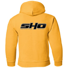 Load image into Gallery viewer, SHO 2-sided print G185B Gildan Youth Pullover Hoodie