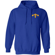Load image into Gallery viewer, BeehiveFAB 2-sided print G185 Gildan Pullover Hoodie 8 oz.