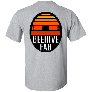 BeehiveFAB 2-sided print G500B Gildan Youth 5.3 oz 100% Cotton T-Shirt