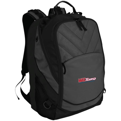 MaxTorq embroidered logo BG100 Port Authority Laptop Computer Backpack