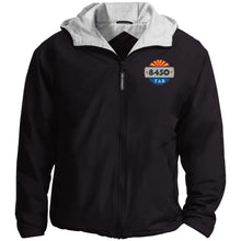 Load image into Gallery viewer, 8450 embroidered logo JP56 Port Authority Team Jacket