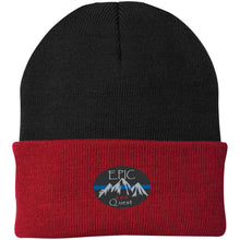 Load image into Gallery viewer, EPIC 4x4 Quest embroidered logo CP90 Port Authority Knit Cap