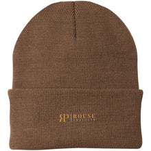 Load image into Gallery viewer, Rouse Projects - Gold & Silver embroidered CP90 Port Authority Knit Cap