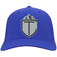 Load image into Gallery viewer, CT embroidered Flex Fit Hat
