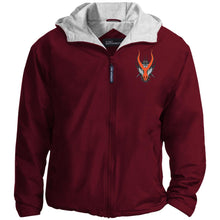 Load image into Gallery viewer, HYDRA Offroad silver embroidered logo JP56 Port Authority Team Jacket