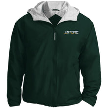 Load image into Gallery viewer, MOORE embroidered logo JP56 Port Authority Team Jacket