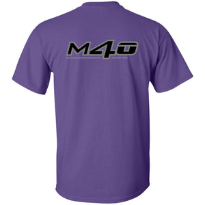 M4O 2-sided print G500B Gildan Youth 5.3 oz 100% Cotton T-Shirt