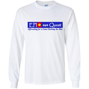 EPIC CO G240B Youth LS T-Shirt