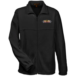 Scorpion embroidered logo M990 Harriton Fleece Full-Zip