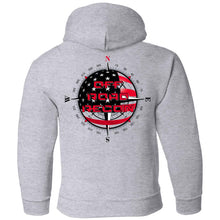 Load image into Gallery viewer, Off-Road Recon 2-sided print G185B Gildan Youth Pullover Hoodie