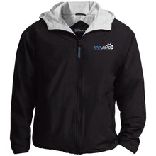 Load image into Gallery viewer, AVD embroidered logo JP56 Port Authority Team Jacket