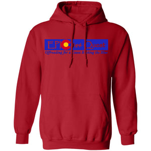EPIC CO G185 Pullover Hoodie 8 oz.