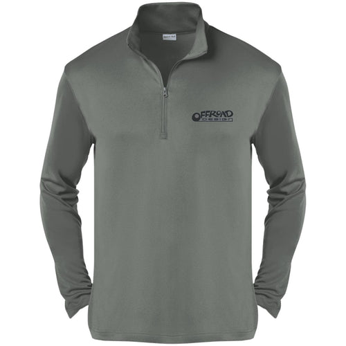 Offroad Design embroidered logo ST357 Sport-Tek Competitor 1/4-Zip Pullover