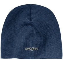 Load image into Gallery viewer, SHO embroidered CP91 100% Acrylic Beanie