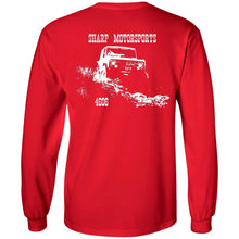Load image into Gallery viewer, Sharp Motorsports 2-sided print G240 Gildan LS Ultra Cotton T-Shirt