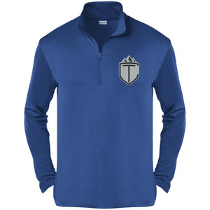 CT embroidered Men's 1/4-Zip Pullover