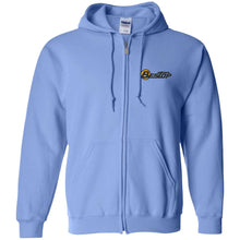 Load image into Gallery viewer, Bestop embroidered G186 Zip Up Hooded Sweatshirt