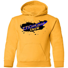 Load image into Gallery viewer, EPIC CREW G185B Youth Pullover Hoodie