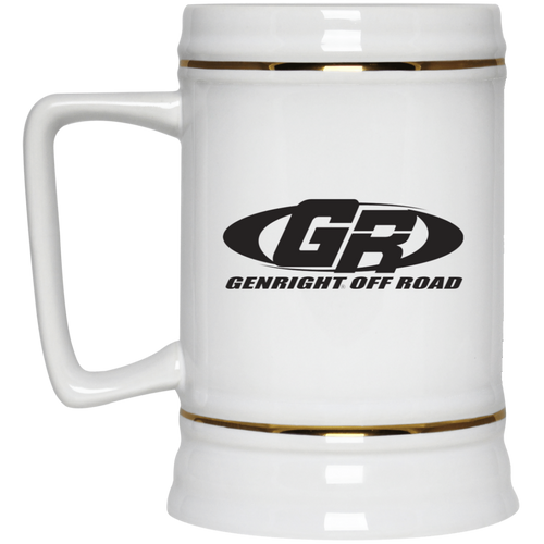 GenRight Beer Stein 22oz.