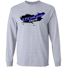 Load image into Gallery viewer, EPIC CREW G240 LS Ultra Cotton T-Shirt