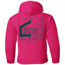 Load image into Gallery viewer, Rullo 2-sided print G185B Gildan Youth Pullover Hoodie