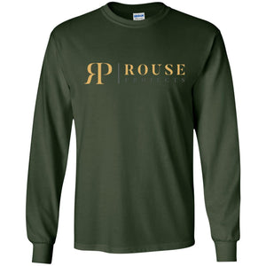 Rouse Projects G240 Gildan LS Ultra Cotton T-Shirt