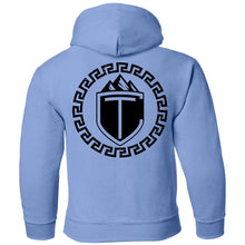 Load image into Gallery viewer, CT Sheild: Youth Pullover Hoodie