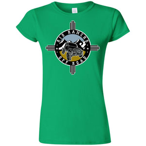 Rio Rancho Off Road G640L Gildan Softstyle Ladies' Fitted T-Shirt