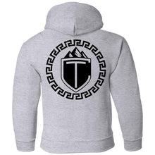 Load image into Gallery viewer, CT Shield: Youth Hoodie