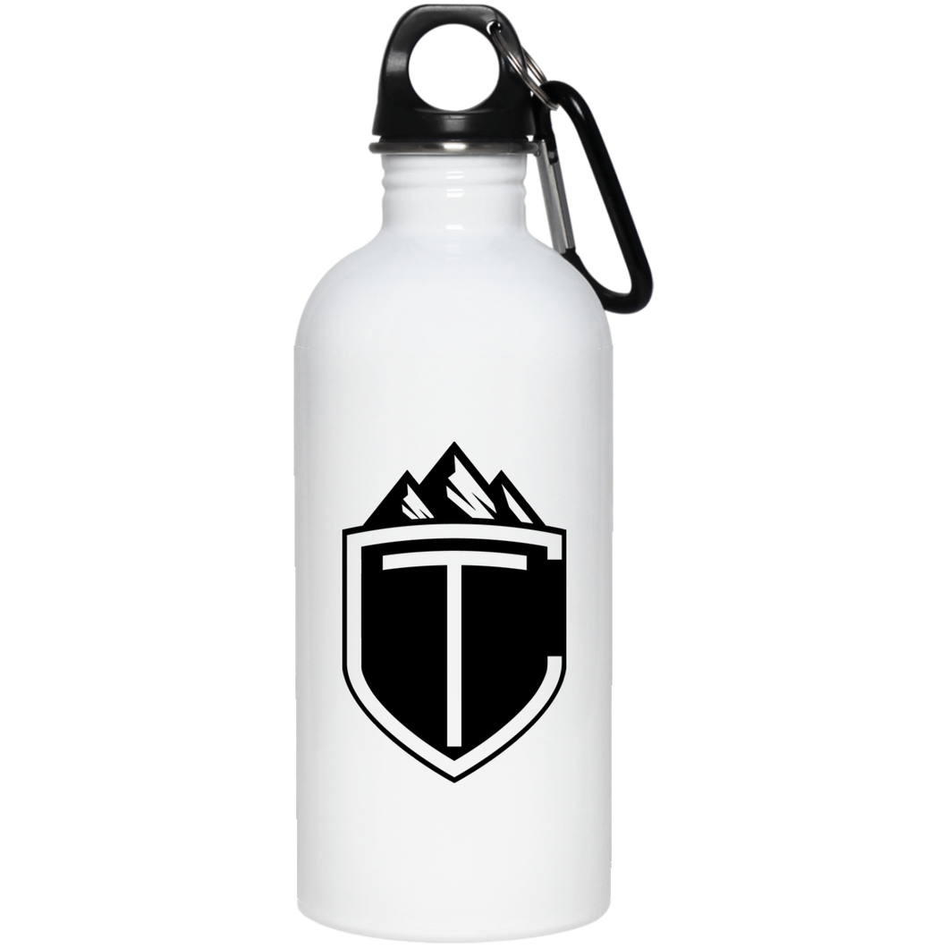 Conquered Trailz 23663 20 oz. Stainless Steel Water Bottle