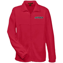 Load image into Gallery viewer, SHO embroidered M990 Harriton Fleece Full-Zip