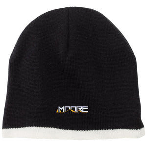 MOORE embroidered logo CP91 100% Acrylic Beanie