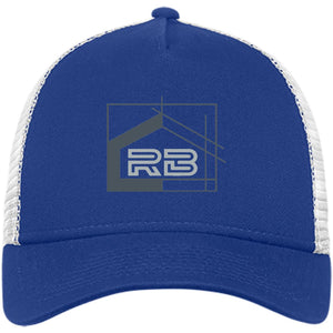 Rullo embroidered logo NE205 New Era® Snapback Trucker Cap