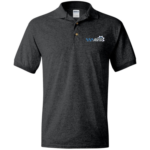 AVD embroidered logo G880 Gildan Jersey Polo Shirt