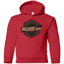 Load image into Gallery viewer, Xtreme Overland G185B Gildan Youth Pullover Hoodie
