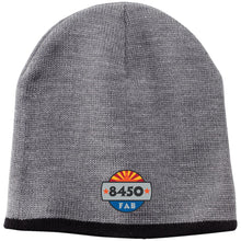 Load image into Gallery viewer, 8450 embroidered logo CP91 100% Acrylic Beanie