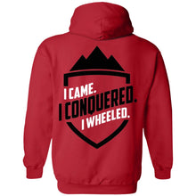 Load image into Gallery viewer, CT Badge: Men's Pullover Hoodie