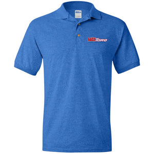MaxTorq embroidered logo G880 Gildan Jersey Polo Shirt