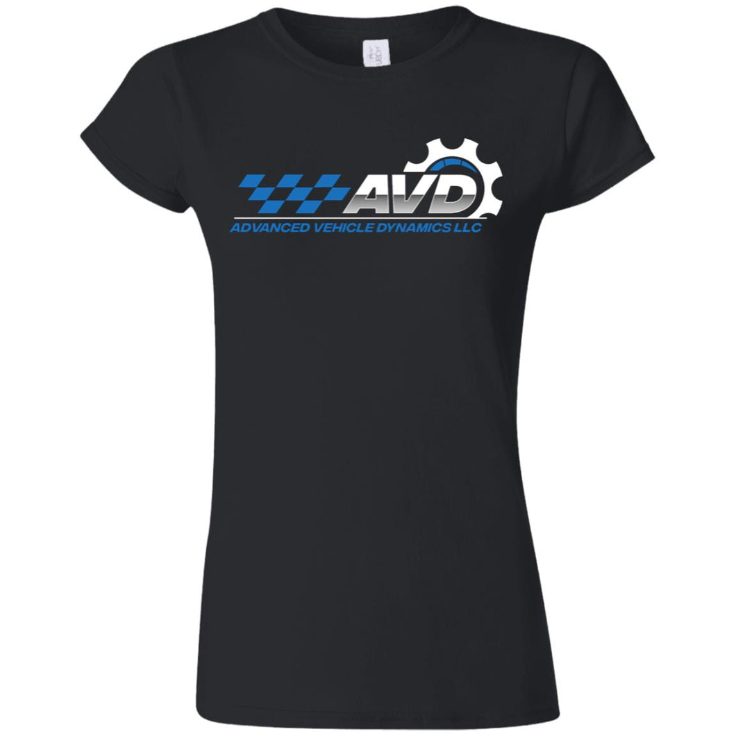 Advanced Vehicle Dynamics G640L Gildan Softstyle Ladies' fitted T-Shirt