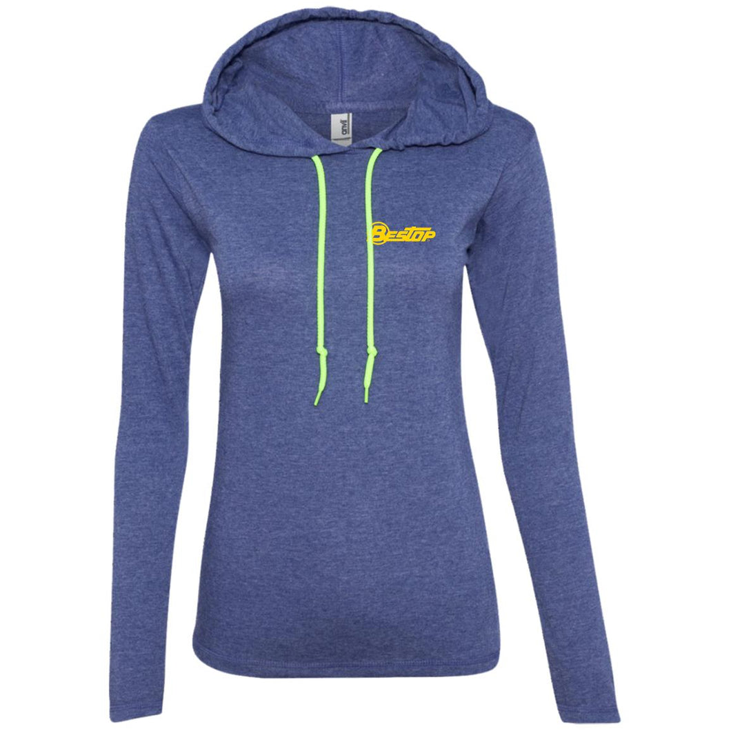 Bestop Women's Ring Spun Combed Cotton Hoodie