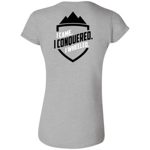CT Badge: Ladies' Fitted Tee