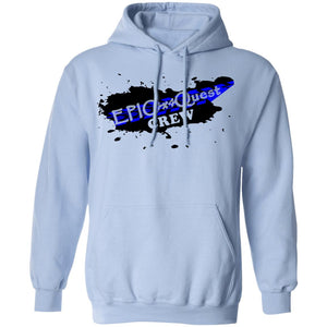 EPIC CREW G185 Pullover Hoodie 8 oz.