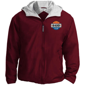 8450 embroidered logo JP56 Port Authority Team Jacket